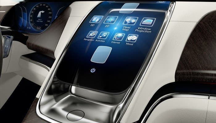 Concepto de Apple Car