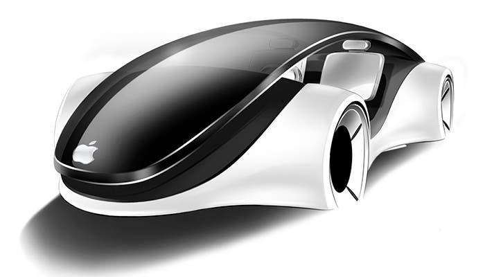 Concepto del futuro Apple Car