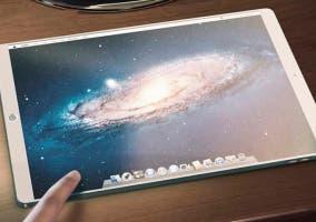 Concepto sobre un futuro iPad de 12 pulgadas
