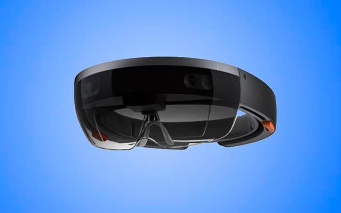 Gafas inteligentes de Microsoft