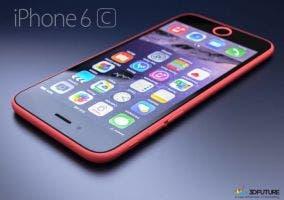 Concepto de iPhone 6c de 3DFuture