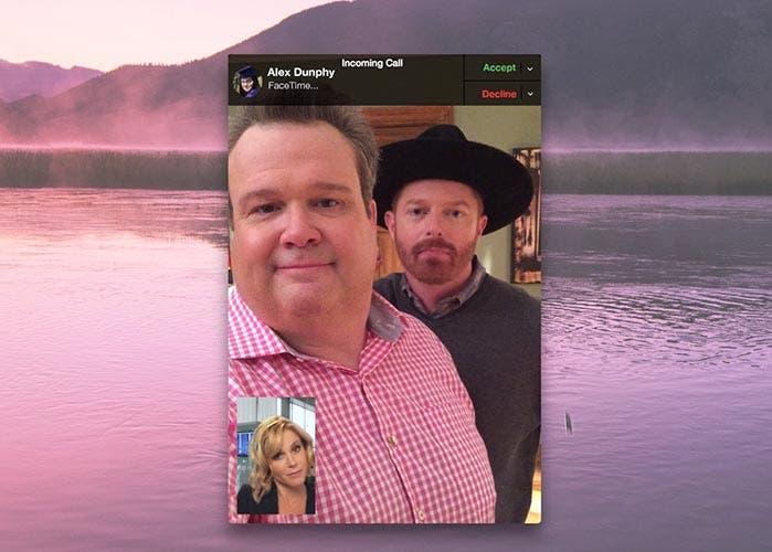 Episodio de Modern Family grabado con el iPhone 6