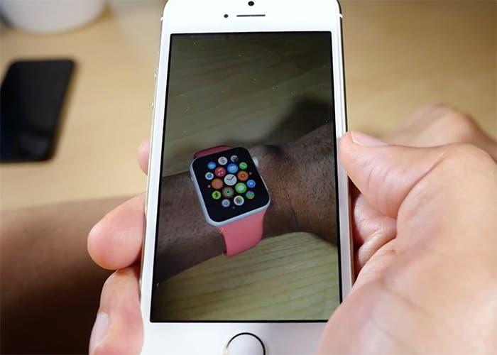 ARWatch para iPhone