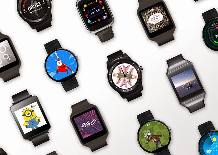 Dispositivos Android Wear