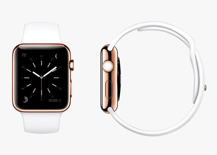 Versión Edition del Apple Watch