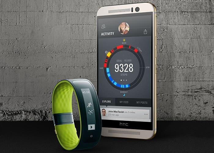 HTC Grip con M9