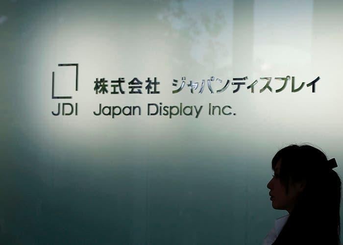 Logo de Japan Display