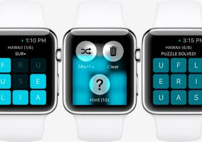 Juegos para Apple Watch