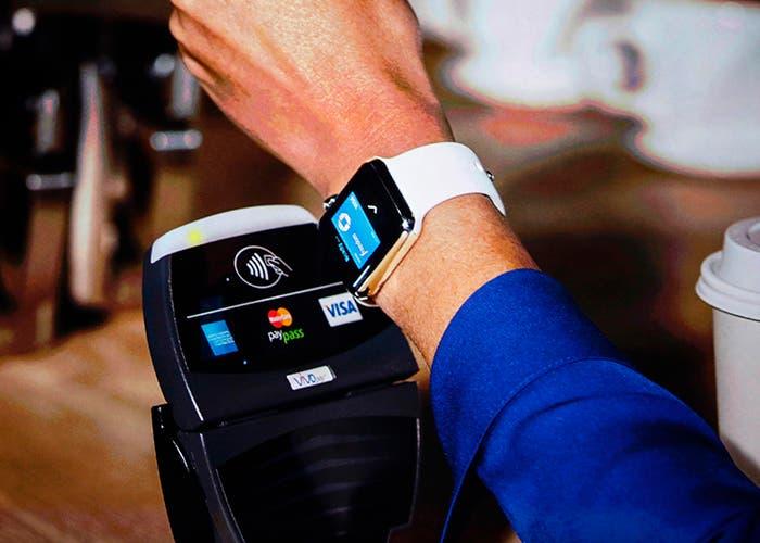 Apple Pay en el Apple Watch
