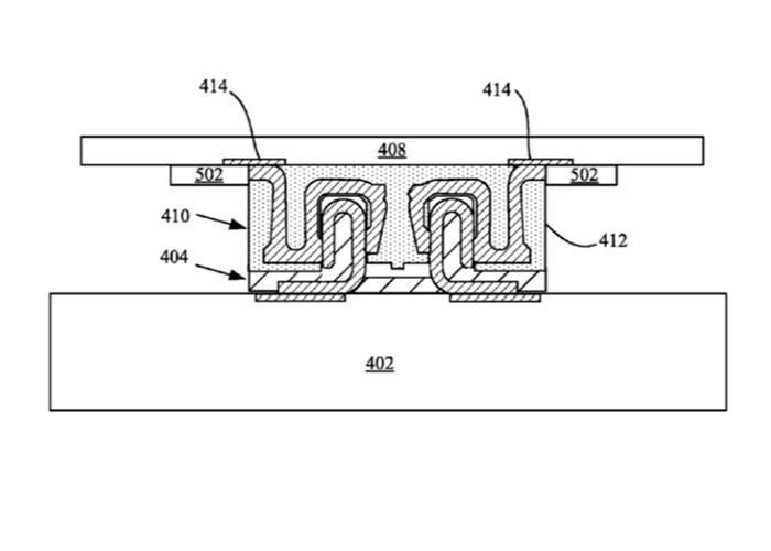Patente de método de impermeabilización de Apple