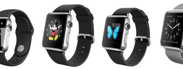Apple Watch Modelos