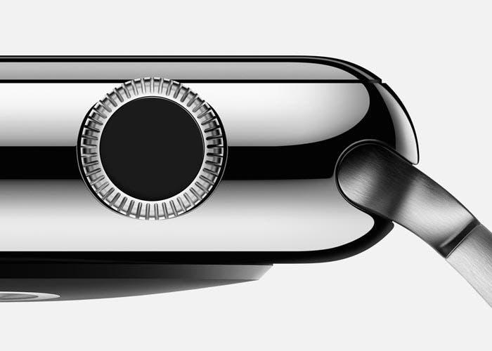 Apple Watch de acero inoxidable