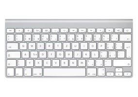 Apple Wireless Keyboard retroiluminado