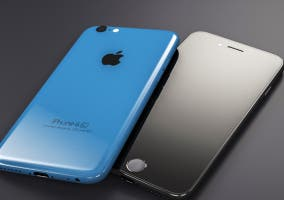 Concepto de iPhone 6c