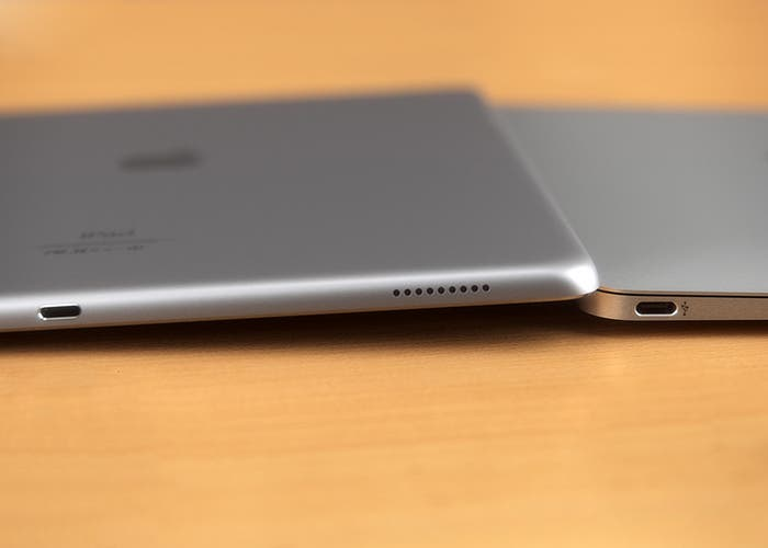 iPad Pro con USB-C