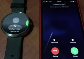 Compatibilidad entre Android Wear y iPhone
