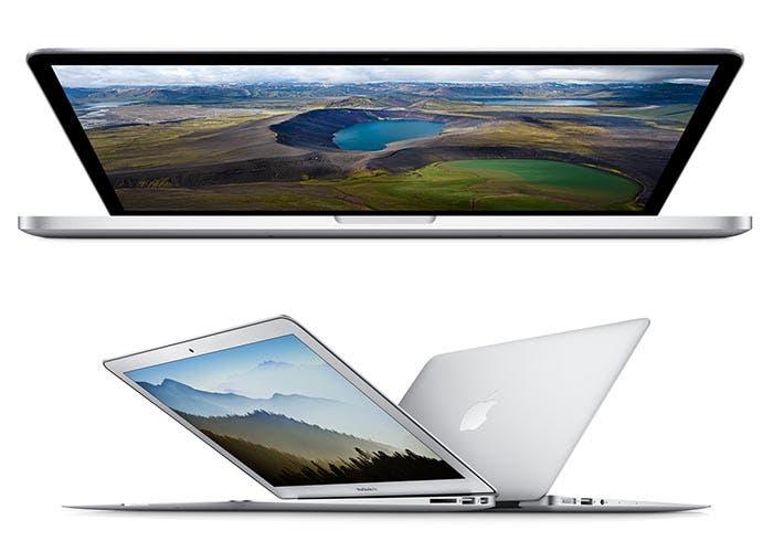 Primeros benchmarks del MacBook Pro y MacBook Air