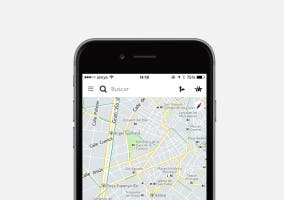Nokia HERE Maps para iPhone