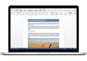 Captura de Office 2016 para Mac