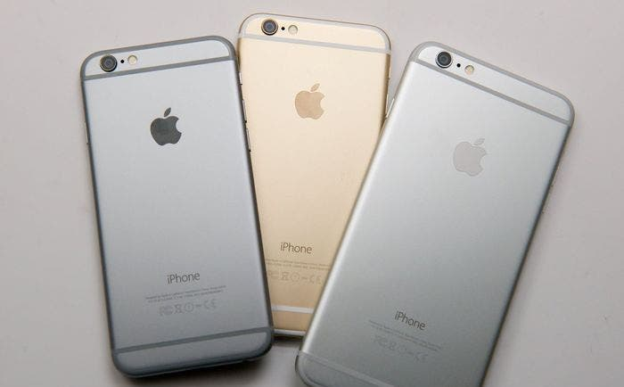 Tres iPhone este año, incluyendo un iPhone 6c