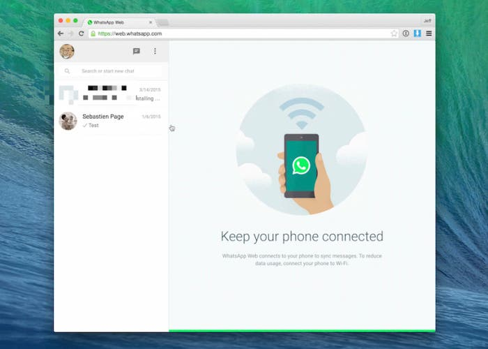 how to call from whatsapp web