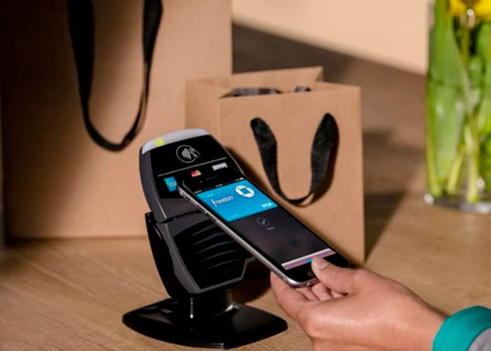 Sistema de pagos móviles de Apple