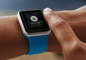 Apple Watch Sport azul