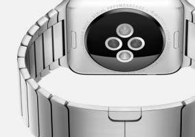 Apple Watch sensor frecuencia cardiaca 2