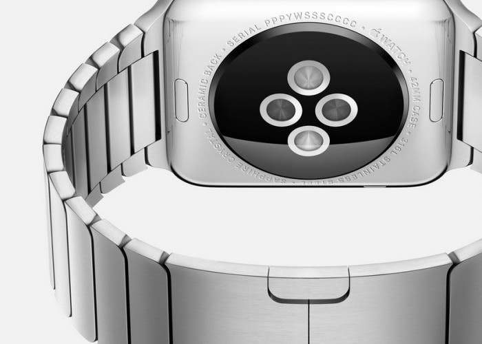 Apple Watch sensor frecuencia cardiaca 2