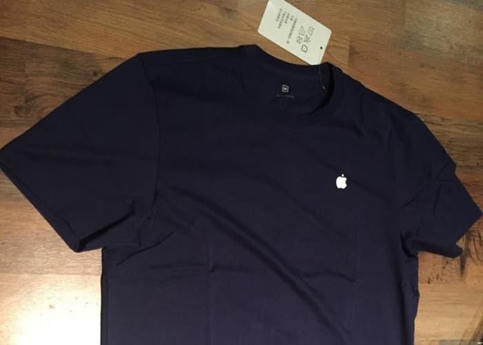 Camisetas para el lanzamiento del Apple Watch