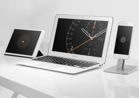Fondos de pantalla con motivos de Apple Watch