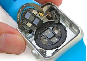 iFixit descubre un oxímetro de pulso en el Apple Watch
