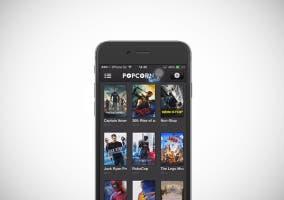 Popcorn Time para iPhone