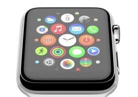 Test de la pantalla del Apple Watch
