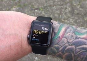 Los tatuajes y el Apple Watch