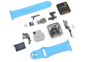 iFixit despieza al Apple Watch