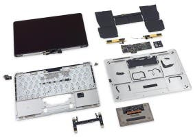 iFixit desmonta el MacBook de 12 pulgadas