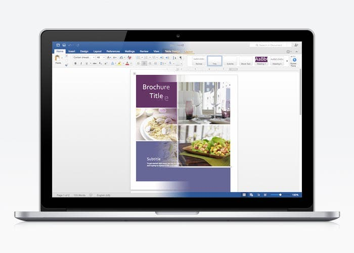 Actualización de la beta de Office 2016 para Mac