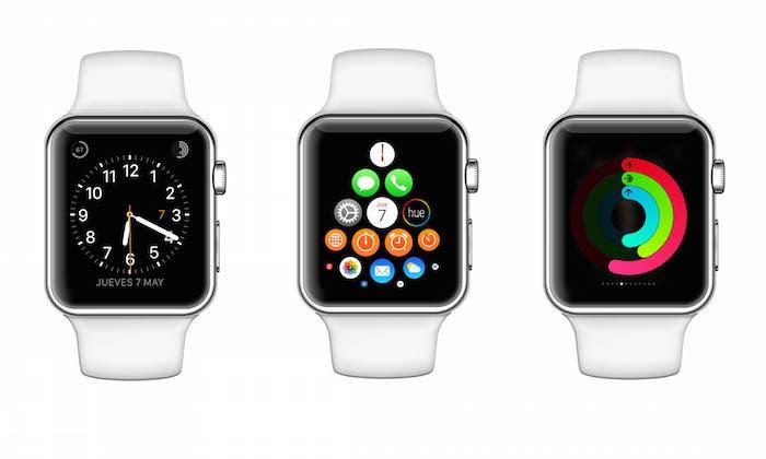 Aplicaciones, Watchface y Vistazos Apple Watch