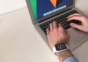 Apple Watch + MacBook