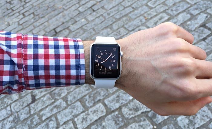 Apple Watch watch face