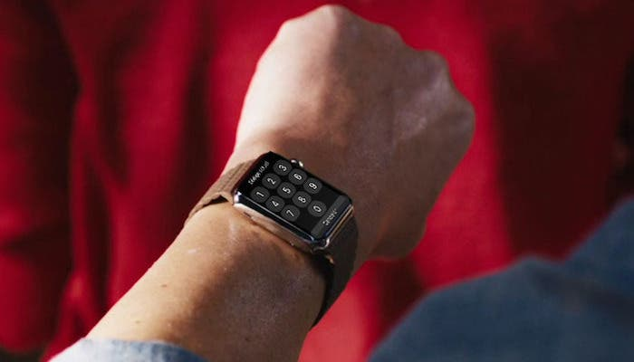 Apple Watch desbloqueo