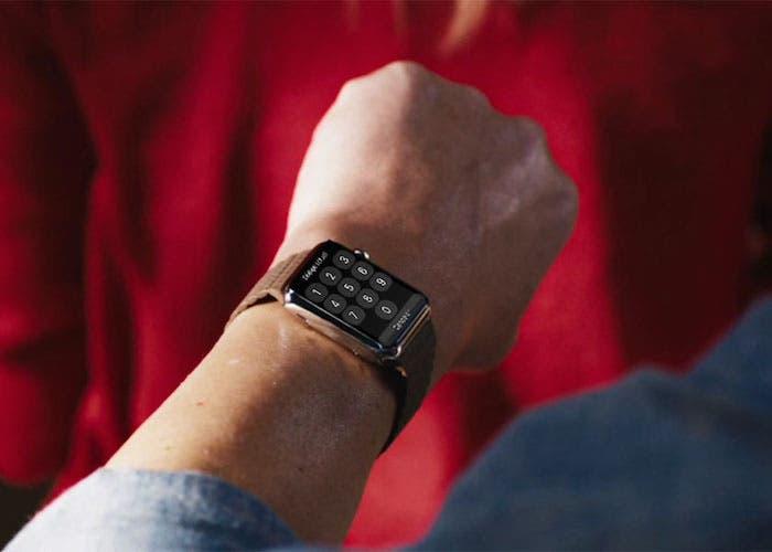 Apple Watch desbloqueo