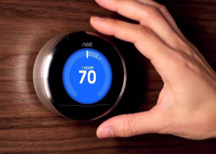 Nest Learning Thermostat, termostato inteligente para tu hogar