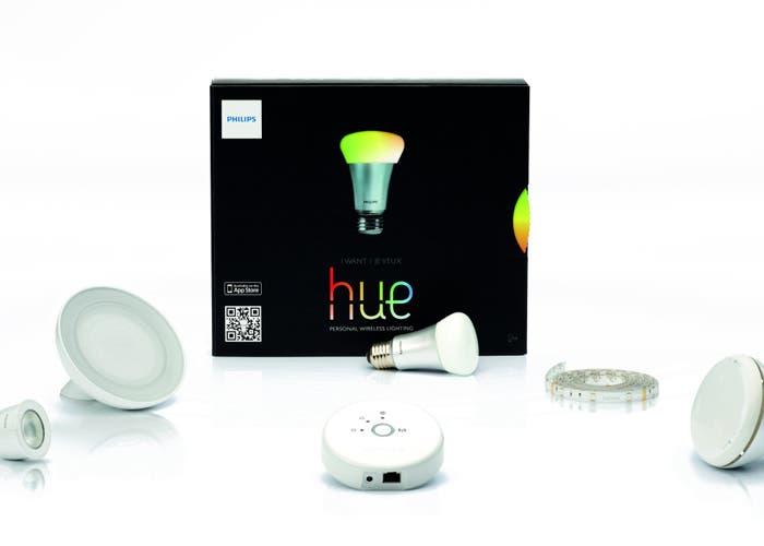 Luces inteligentes de Philips