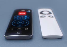 Posible panel táctil del próximo mando del Apple TV