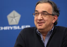 Sergio Marchionne, CEO de Fiat Chrysler