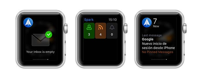 Spark Apple Watch