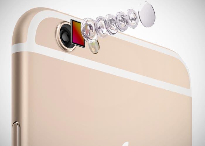Cámara de iPhone