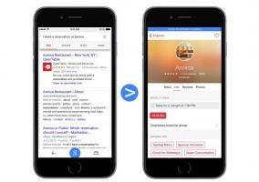 Indexación de texto de las apps de iOS en Google